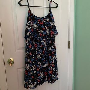 ELLE by KOHLS tiered dress